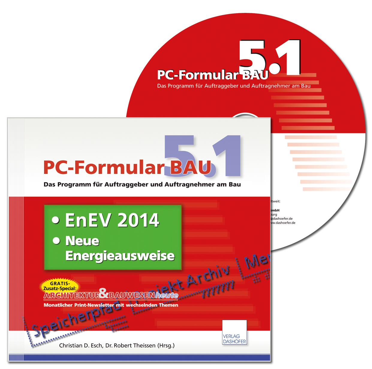 PC-FormularBAU51 EneV Software